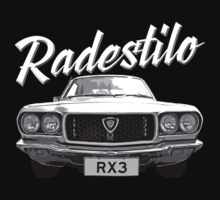 Mazda RX3 One Piece - Short Sleeve