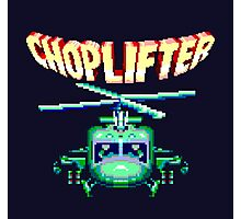 CHOPLIFTER SEGA ARCADE Photographic Print