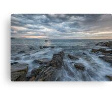 Barriaka coast Canvas Print