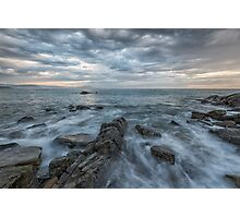 Barriaka coast Photographic Print