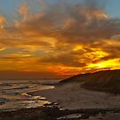 1030 Point Lonsdale Sunset by DavidsArt