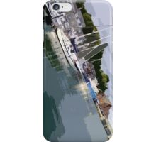 Padstow Harbour iPhone Case/Skin