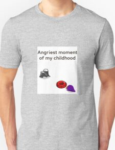 Angriest moment of a Club Penguin Player's Childhood T-Shirt
