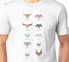 The Catalogue of High Dragons Unisex T-Shirt