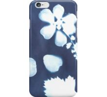 Flowers and Petals iPhone Case/Skin