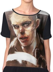 War Boy  Chiffon Top