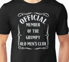 Official member of the grumpy old  Unisex T-Shirt