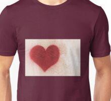 Wall Heart Unisex T-Shirt