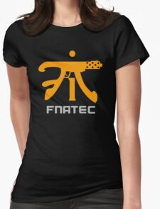 Fnatic Fnatec Tec9 Womens Fitted T-Shirt