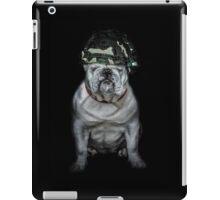 Private Bulldog 2 iPad Case/Skin