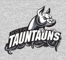 HOTH TAUNTAUNS FOOTBALL TEAM One Piece - Long Sleeve