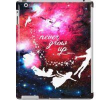 Never Grow Up Galaxy iPad Case/Skin