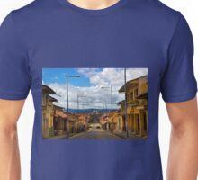 The Inca Trail Passes Through Cuenca II Unisex T-Shirt