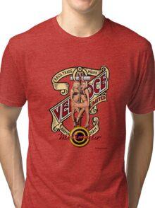 Velo Dancer Tri-blend T-Shirt