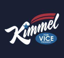 jimmy kimmel for vice president Kids Tee