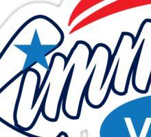 jimmy kimmel for vice president Sticker