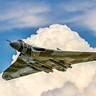 Avro Vulcan B.2 XH558 - Spirit of Noise? by Colin Smedley