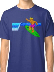 CALIFORNIA GAMES - SURFING - MASTER SYSTEM Classic T-Shirt