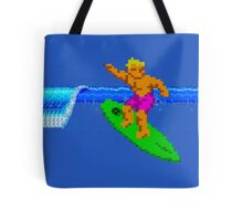 CALIFORNIA GAMES - SURFING - MASTER SYSTEM Tote Bag