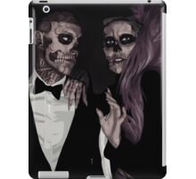 Same DNA iPad Case/Skin