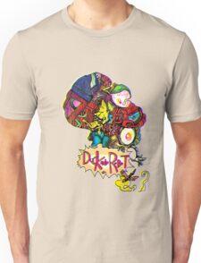 Duck and Robot Unisex T-Shirt