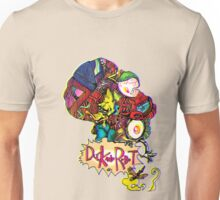 Duck and Robot Unisex T-Shirt