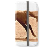 Thoroughbred Horse iPhone Wallet/Case/Skin