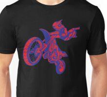 Motocross FMX Superman Unisex T-Shirt