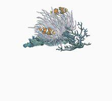Clownfish and Anemone Unisex T-Shirt