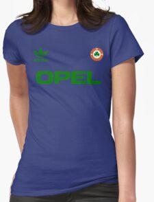 ireland italia 90 Team Womens Fitted T-Shirt