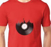 new york city record Unisex T-Shirt