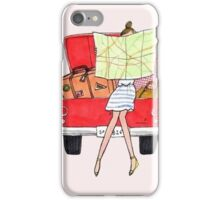 Travel Up iPhone Case/Skin