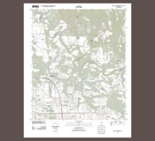 USGS TOPO Map Alabama AL Willow Springs 20110927 TM Baby Tee