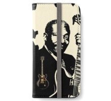 The Blues Will Never Die iPhone Wallet/Case/Skin