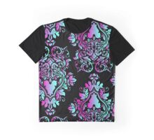 Purr-de-lis Sugar Spill Graphic T-Shirt