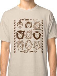 Getting Ready for Safari Classic T-Shirt