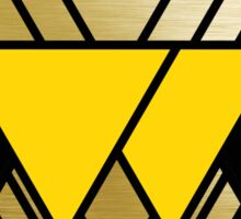 Wu Tang Clan Abstract Sticker