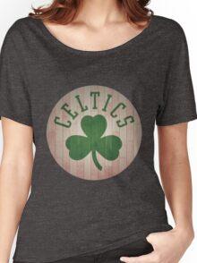 boston celtic logo Women's Relaxed Fit T-Shirt