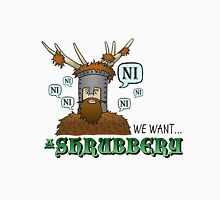 We Want A Shrubbery - Nights Who Say Ni COLOUR Unisex T-Shirt