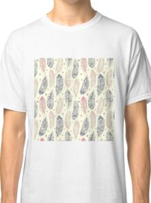 Fancy Feathers Classic T-Shirt