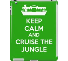 Cruise the Jungle iPad Case/Skin