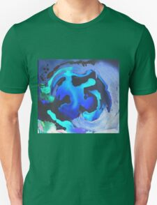 Swim with the Mermaids in the Great Natural Deep Blue Sea Unisex T-Shirt