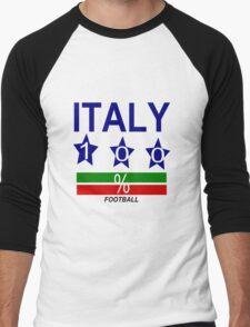 ITALY Men's Baseball ¾ T-Shirt