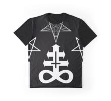 Signs of Satan Graphic T-Shirt