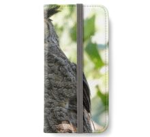 great horned owl iPhone Wallet/Case/Skin