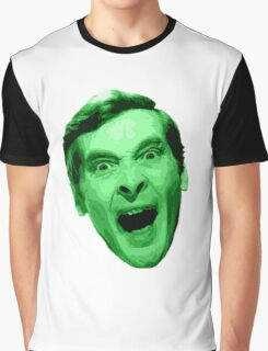 Green with Envy Graphic T-Shirt