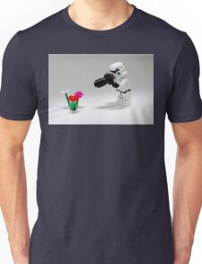 Storm Trooper Photographer Unisex T-Shirt