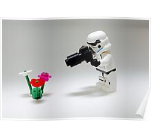 Storm Trooper Photographer Poster
