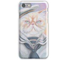 Sailor Kitty-Cat iPhone Case/Skin