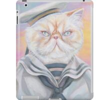 Sailor Kitty-Cat iPad Case/Skin